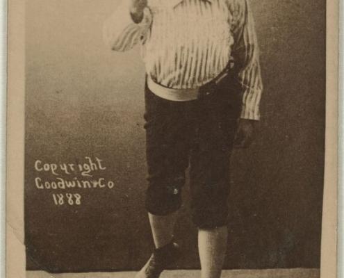 "Charles ""Pretzels"" Getzien (LIBRARY OF CONGRESS)"