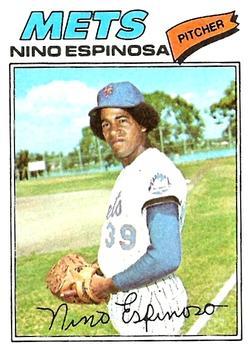 Nino Espinosa (THE TOPPS COMPANY)