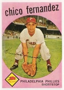 """Humberto """"Chico"""" Fernandez (THE TOPPS COMPANY)"""
