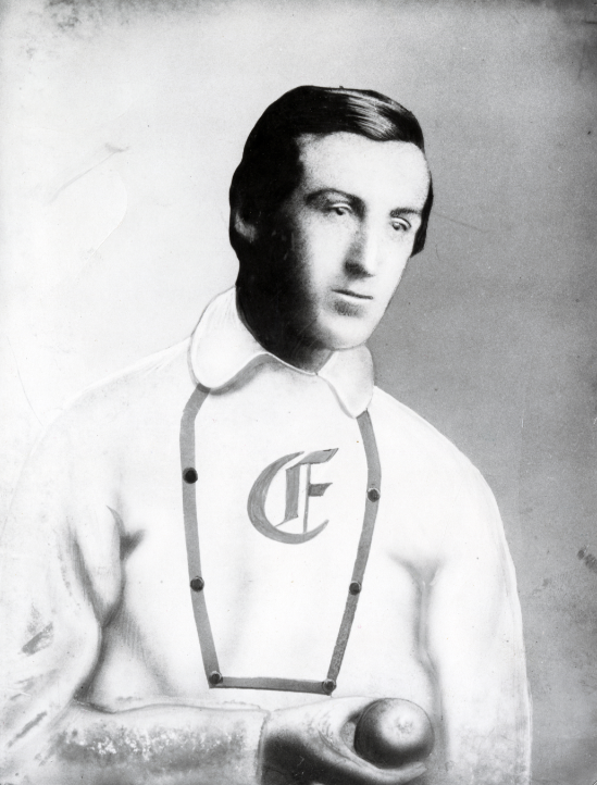 Jim Creighton (NATIONAL BASEBALL HALL OF FAME LIBRARY)