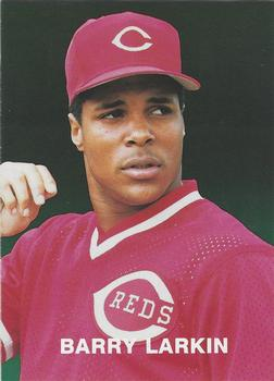 Barry Larkin (TRADING CARD DB)