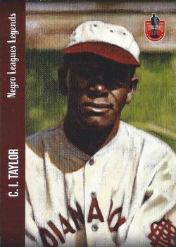 C.I. Taylor (TRADING CARD DB)