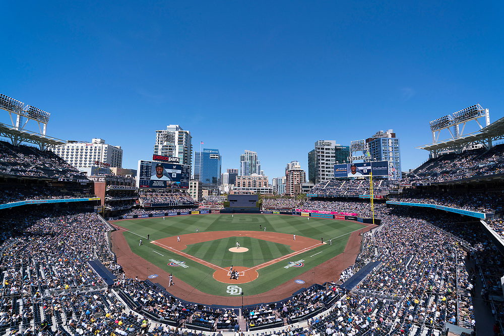 Petco Park (COURTESY OF THE SAN DIEGO PADRES)