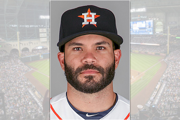 Jose Altuve (HOUSTON ASTROS)