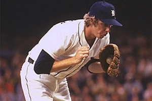 Mark Fidrych (NATIONAL BASEBALL HALL OF FAME LIBRARY)