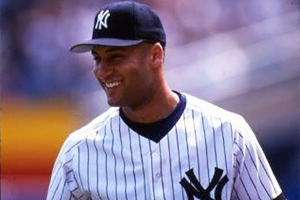 Derek Jeter (NATIONAL BASEBALL HALL OF FAME LIBRARY)