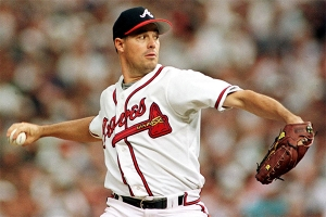 Greg Maddux (ATLANTA BRAVES)