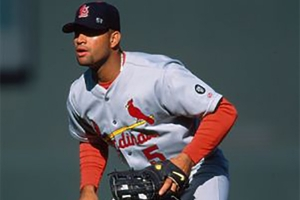 Albert Pujols (NATIONAL BASEBALL HALL OF FAME LIBRARY)