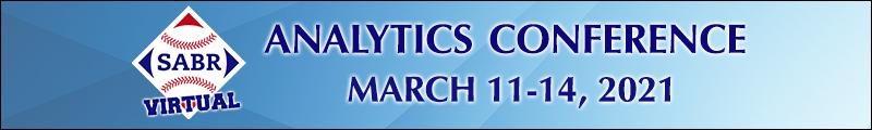 2021 SABR Virtual Analytics Conference