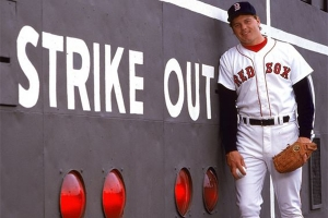 Roger Clemens (COURTESY OF THE BOSTON RED SOX)