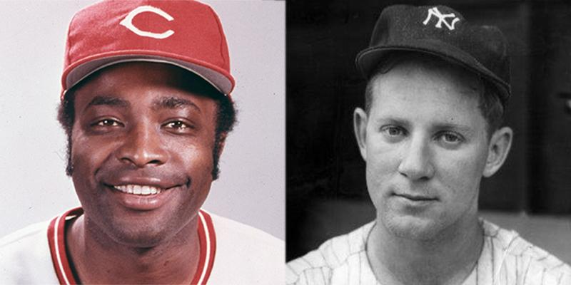 In Memoriam: Joe Morgan and Whitey Ford