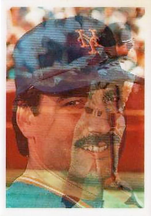 1986 Sportflics: Keith Hernandez