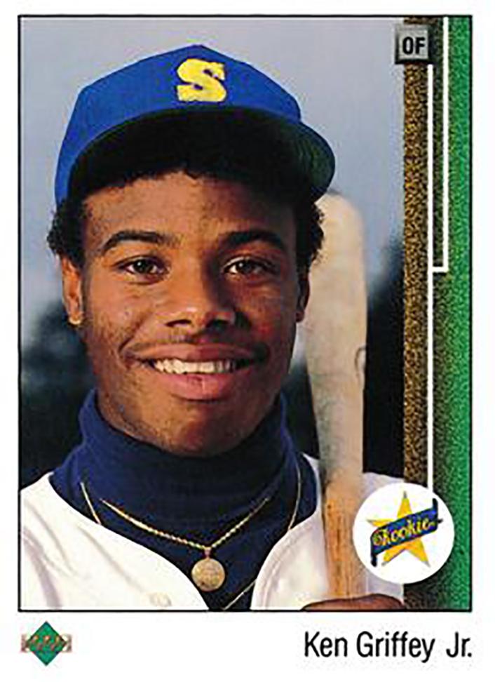 1989 Upper Deck: Ken Griffey Jr.