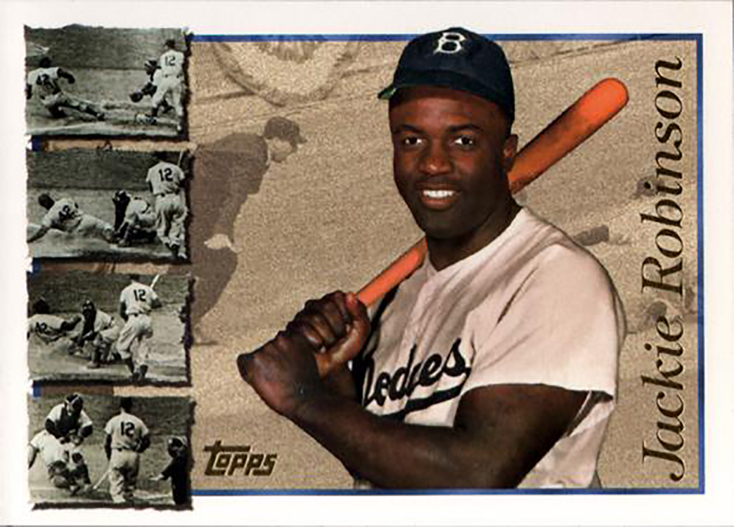 1997 Topps: Jackie Robinson