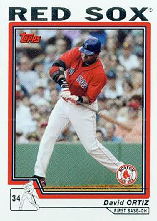 2004 Topps: David Ortiz
