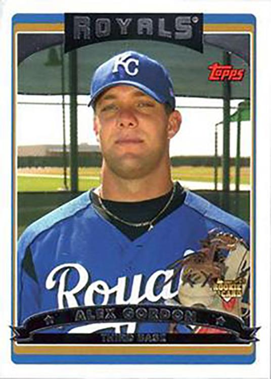2006 Topps: Alex Gordon