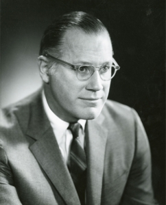 Bowie Kuhn (NATIONAL BASEBALL HALL OF FAME LIBRARY)