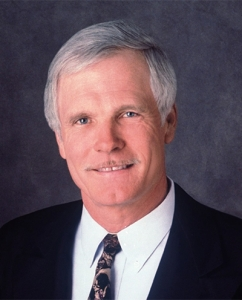 Ted Turner (ATLANTA BRAVES)