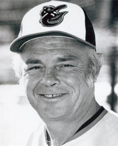 Earl Weaver (NATIONAL BASEBALL HALL OF FAME LIBRARY)