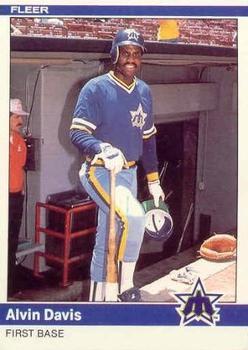 Alvin Davis (TRADING CARD DB)