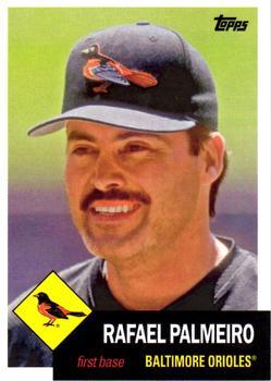 Rafael Palmeiro (TRADING CARD DB)