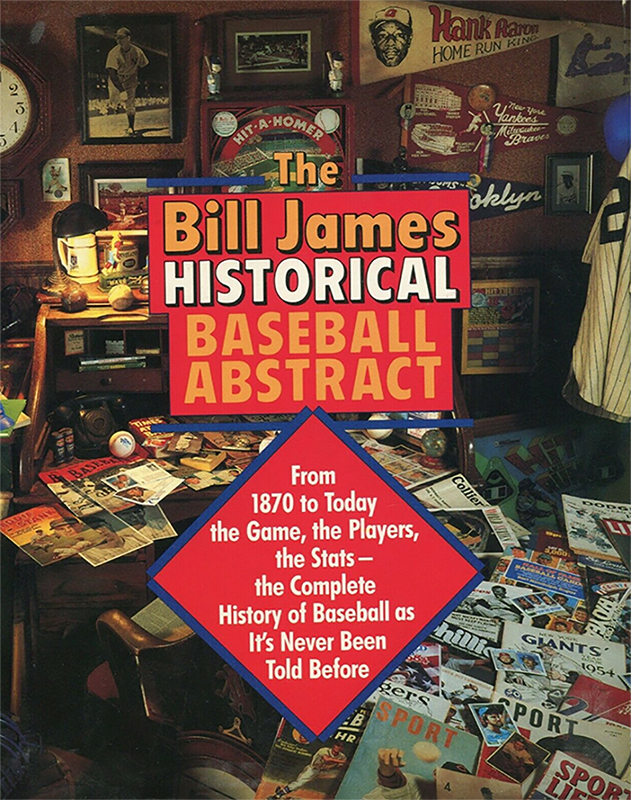 The Bill James Historical Baseball Abstract, by Bill James