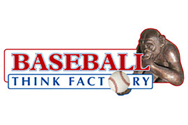 Baseball Think Factory was co-founded by Sean Forman and Jim Furtado in 2001.