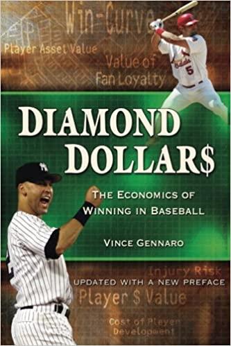 Diamond Dollars, by Vince Gennaro