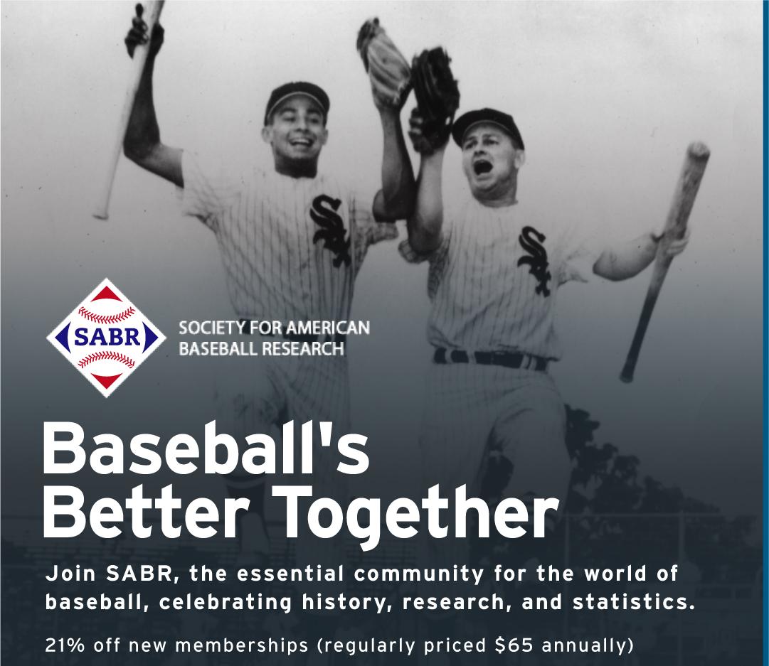 Baseball's Better Together
