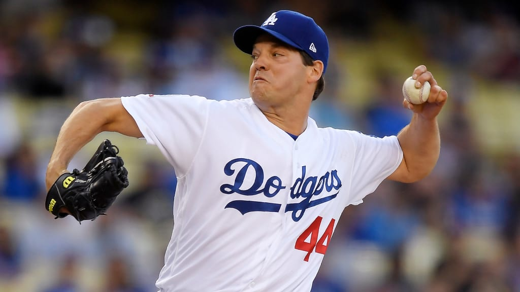 Rich Hill (LOS ANGELES DODGERS)