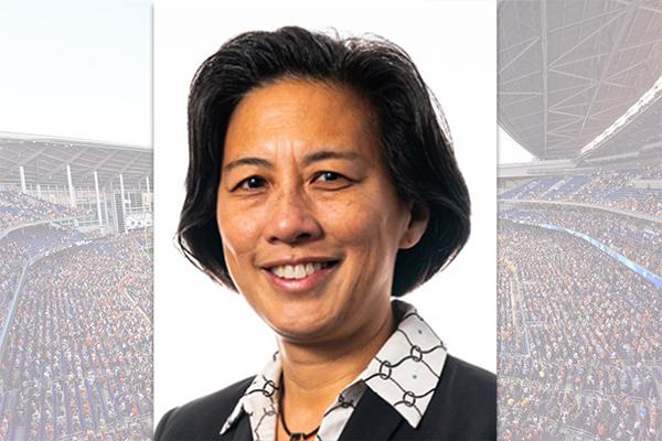 Kim Ng (MIAMI MARLINS)