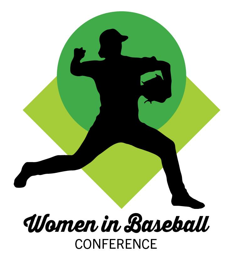SABR/IWBC Women in Baseball Conference logo