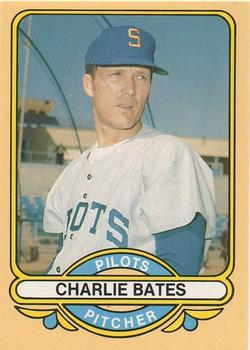 "Charlie ""Dick"" Bates (TRADING CARD DB)"