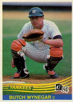 Butch Wynegar (TRADING CARD DB)