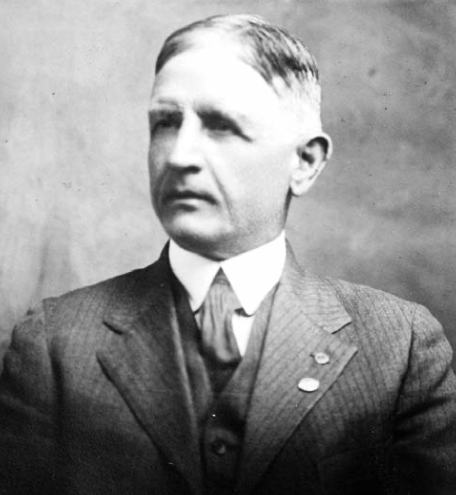 George H. Lawson (1864–1927), promoter of various baseball leagues, including the United States League, which drew attention for his announcement that he would sign African American players. After a modest launch in spring 1910, the league was disbanded in May, a few weeks into the season. (LIBRARY OF CONGRESS)