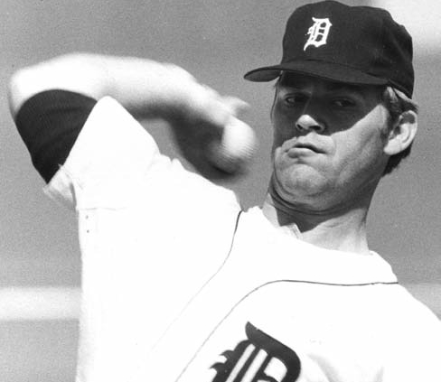 Denny McLain (NATIONAL BASEBALL HALL OF FAME LIBRARY)