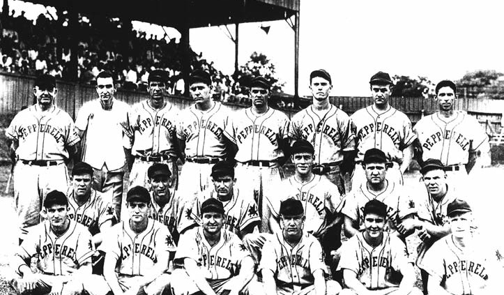 1947 Northwest Georgia Textile League champions.