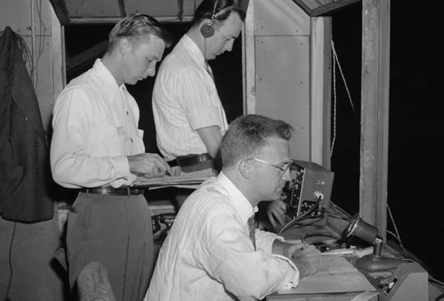 Legendary announcer got his start in the radio booth of Atlanta's Ponce de Leon Park.