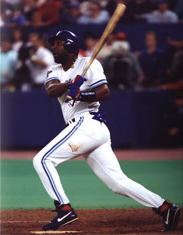 Joe Carter (NATIONAL BASEBALL HALL OF FAME LIBRARY)