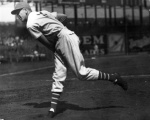 set his most enduring record in 1936-37, when he won 24 consecutive decisions, still the most by any pitcher.