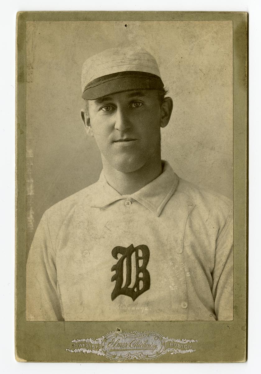 Fred Klobedanz (NATIONAL BASEBALL HALL OF FAME LIBRARY)