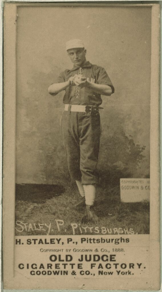 Harry Staley (LIBRARY OF CONGRESS)