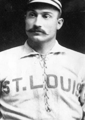 Jack Stivetts (NATIONAL BASEBALL HALL OF FAME LIBRARY)