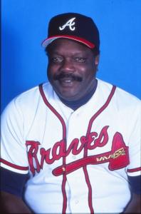 Clarence Jones (ATLANTA BRAVES)
