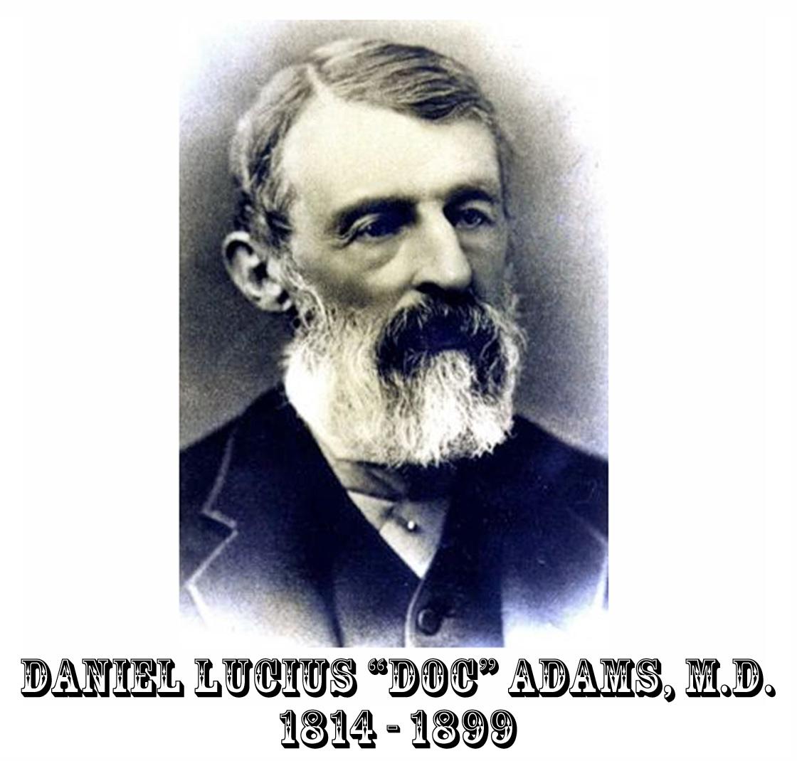 Doc Adams (COURTESY OF MARJORIE ADAMS)