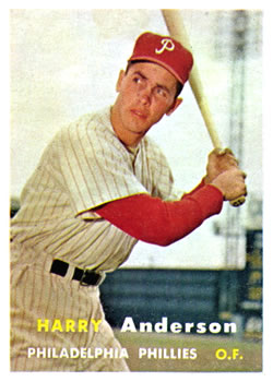 Harry Anderson (THE TOPPS COMPANY)