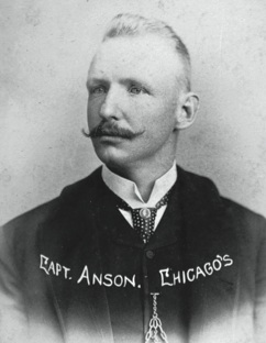 Cap Anson (NATIONAL BASEBALL HALL OF FAME LIBRARY)