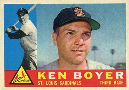 Ken Boyer (THE TOPPS COMPANY)