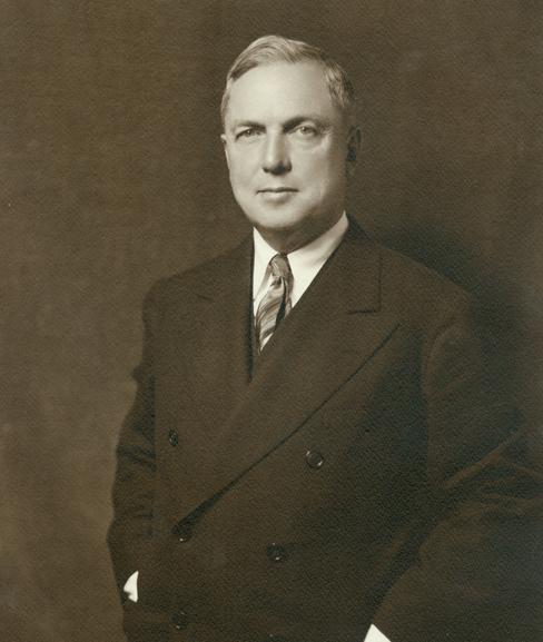 Sam Breadon (NATIONAL BASEBALL HALL OF FAME LIBRARY)