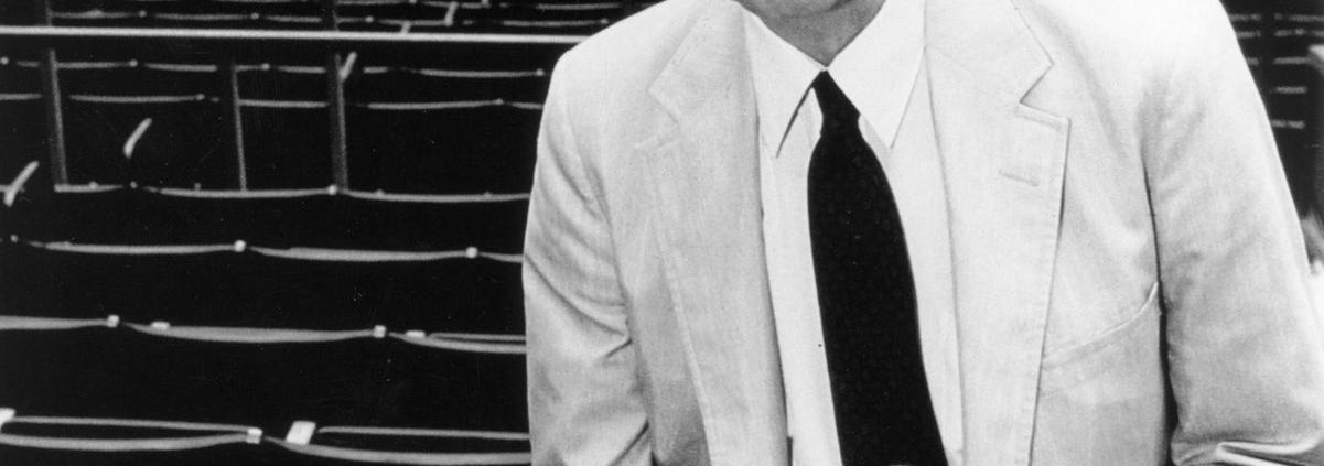 Si Burick (NATIONAL BASEBALL HALL OF FAME LIBRARY)